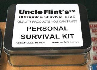 $25 Survival Kit Assembled in USA
