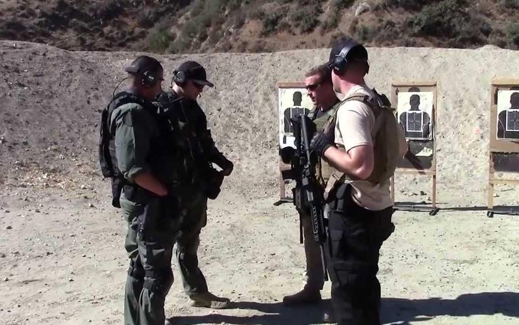 Weapon Tactics - Close Quarters