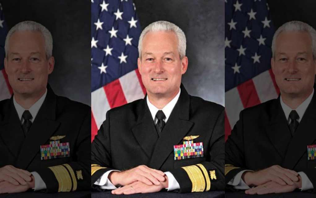 Navy Admiral Fired For Public Drunkenness And Nudity