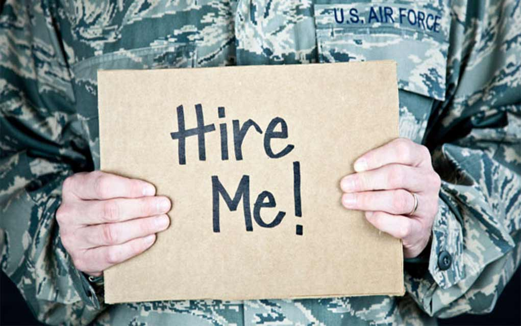U.S. Veterans Can Get The Job Done