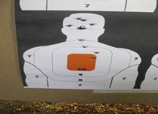 High School Shooting Range