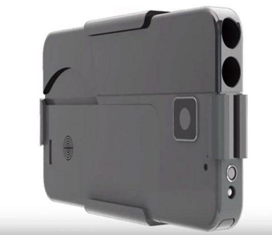 Ideal Conceal Smartphone Gun