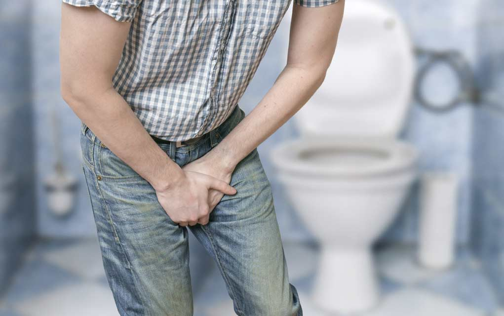 Don't hold your pee... here's why