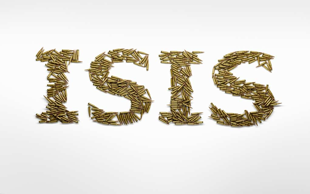 Declare war on ISIS