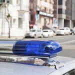 Police patrol in Muslim neighborhoods
