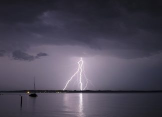 Surviving a lightning storm