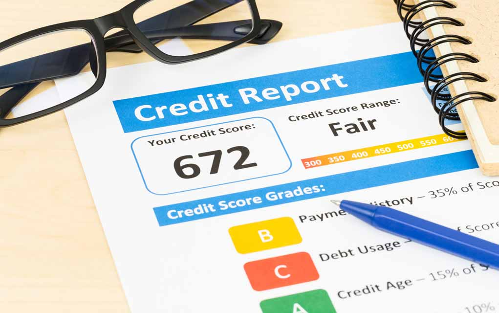 4 Ways You are Ruining Your Credit Score and How to Fix It
