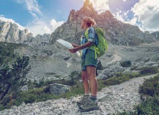 Here's the First Thing You Should Do if You Become Lost On a Hiking Trip