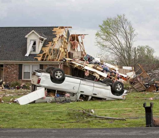 These are the Best Places to Seek Shelter At Home Against Tornadoes