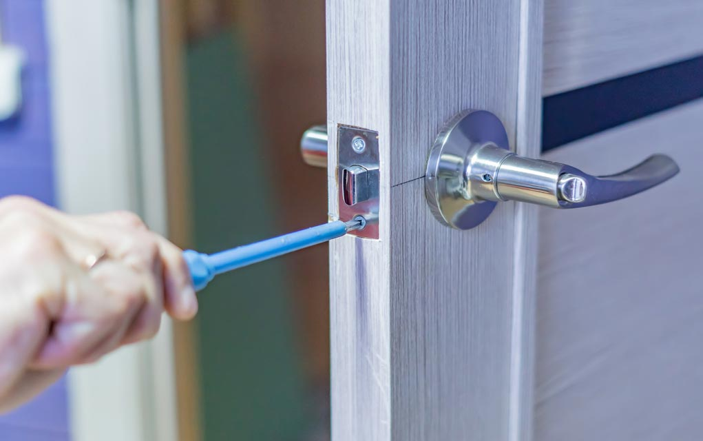 Here's the Cheapest Way to Prevent Criminals from Kicking Down Your Door