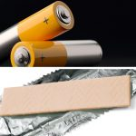 How to Start a Fire Using a Battery and a Gum Wrapper