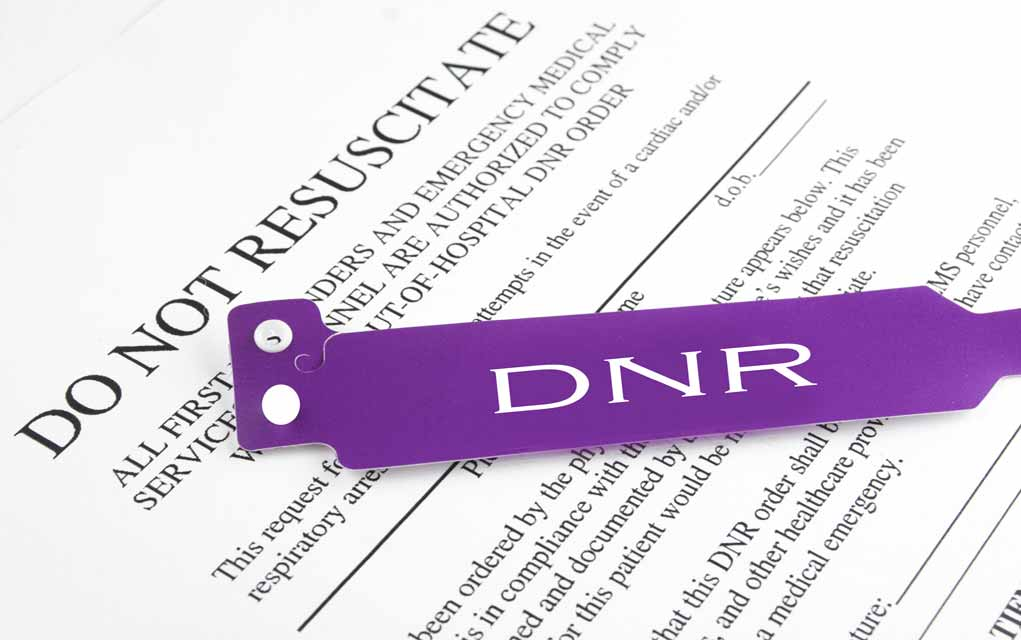 Why You Should Consider Getting a 'Do Not Resuscitate' Form