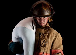 How to Execute a Fireman's Carry