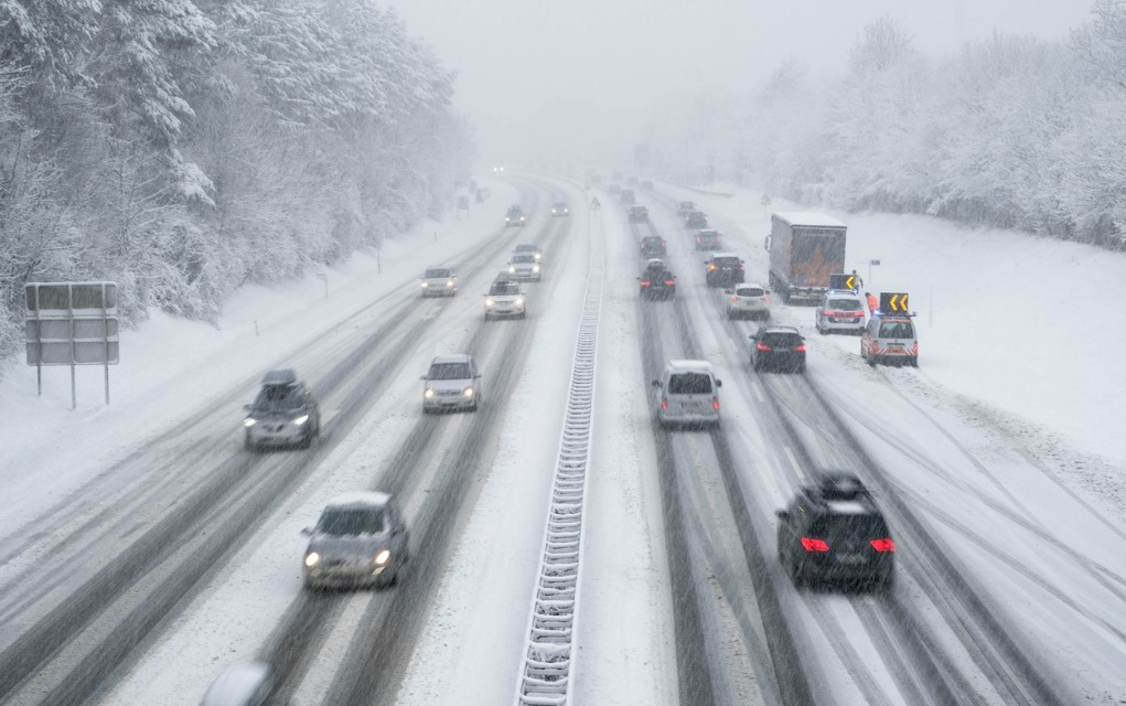 Important Driving Tips to Keep You Safe This Winter