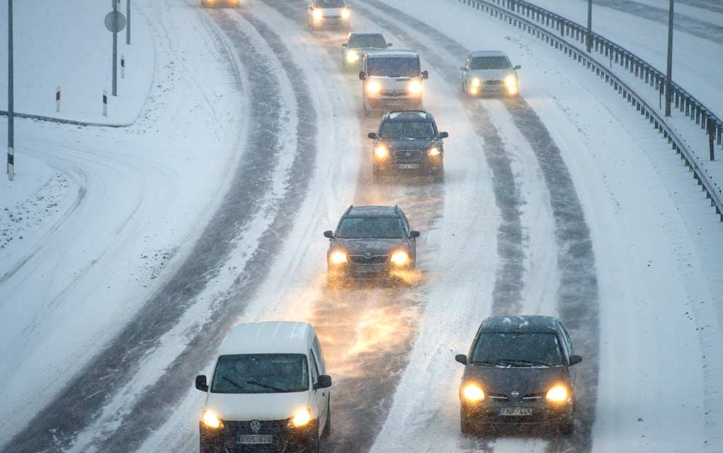 Are You Really Prepared for Winter Driving?