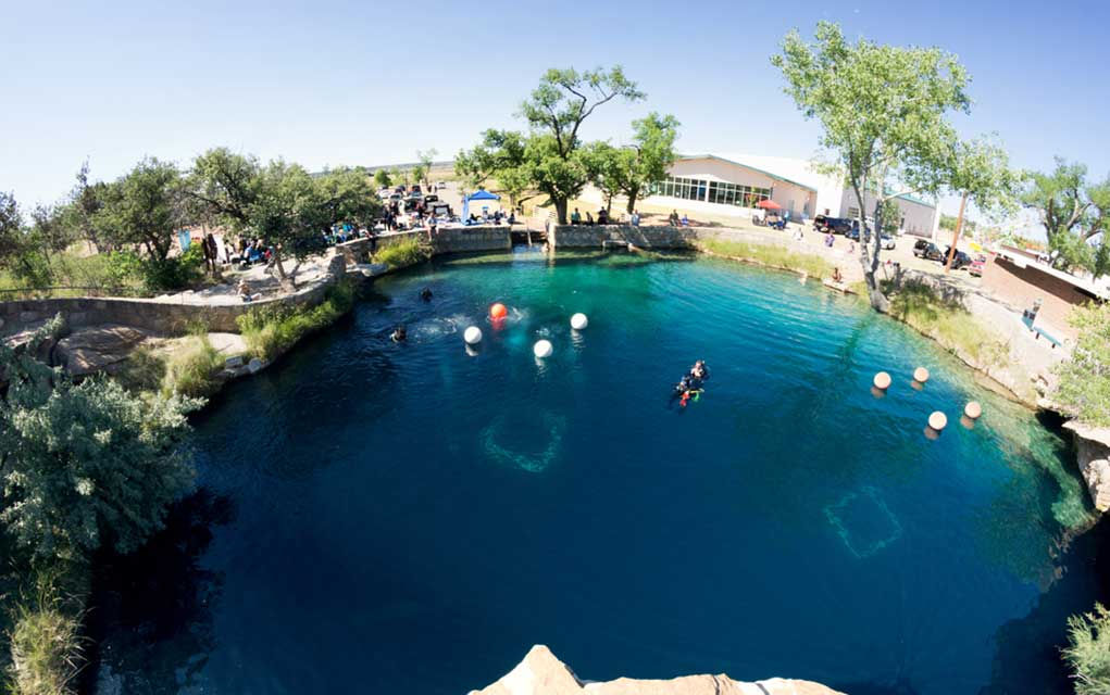 Blue Holes: Vacation Destination or Cryptid Hunting Ground?