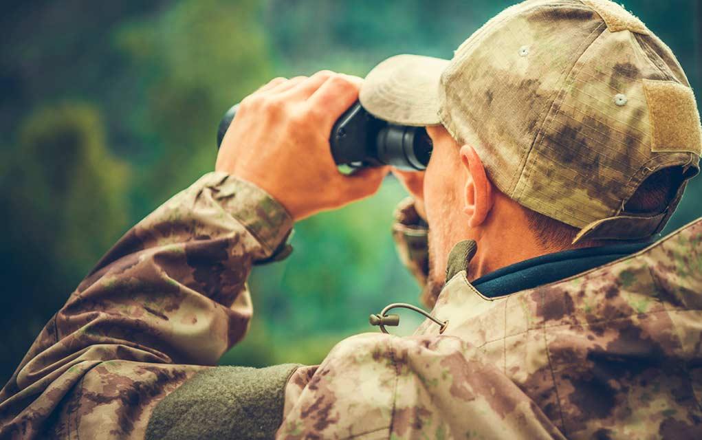 Unusual Tales of Missing Hunters
