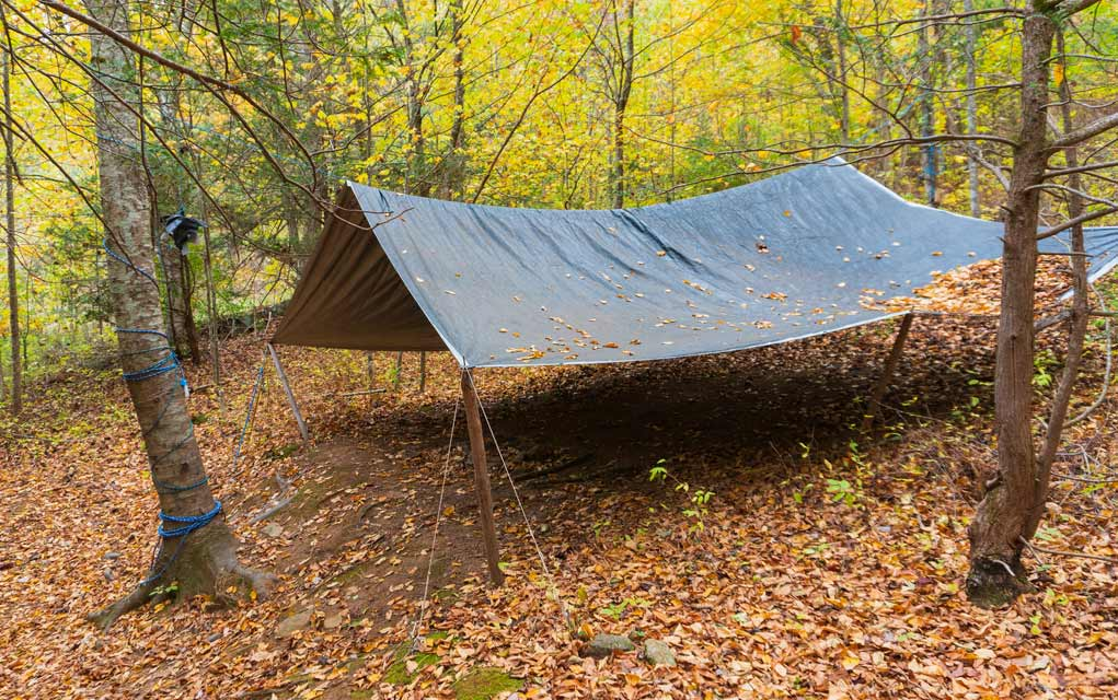 Three Hours to Survive... Quick Shelter Options