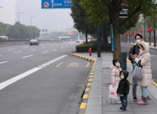A View Inside the Wuhan Quarantine