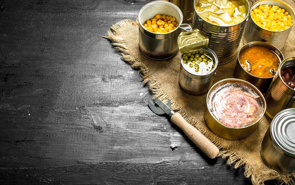 Top Ten Foods To Store for Emergencies