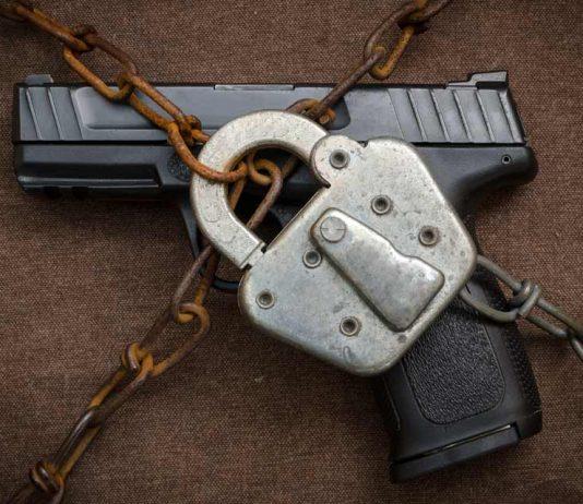 Coronavirus Gun Confiscations — Really