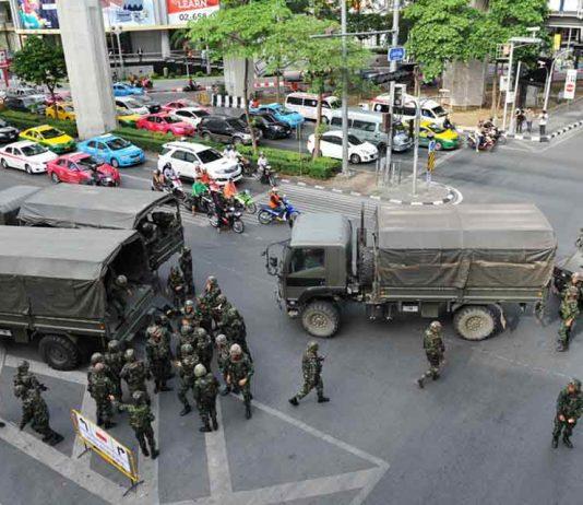 Coronavirus: Martial Law Coming?