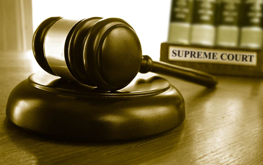 Supreme Court Upholds Gun Ban