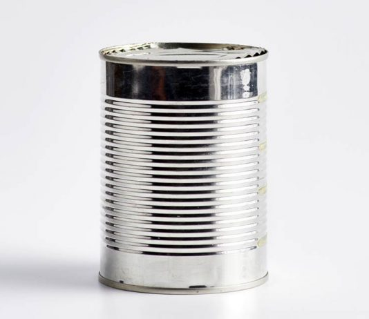 Survival Cooking - Create a Stove From a Soup Can