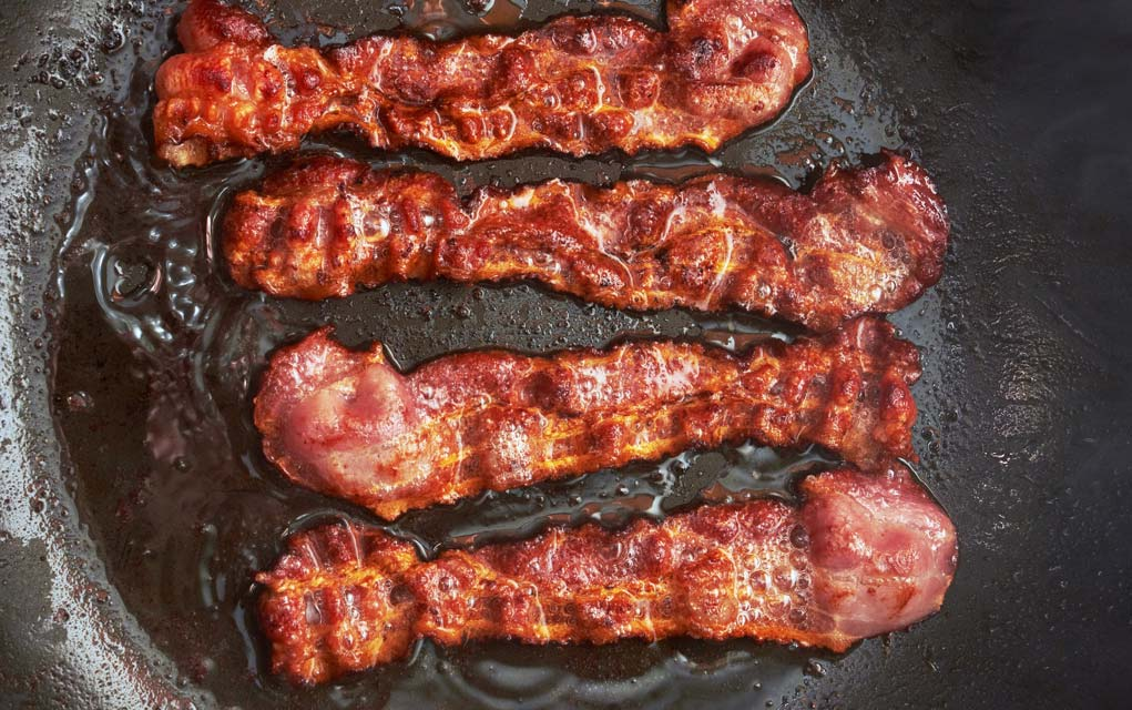 Has COVID Cooked Your Bacon?