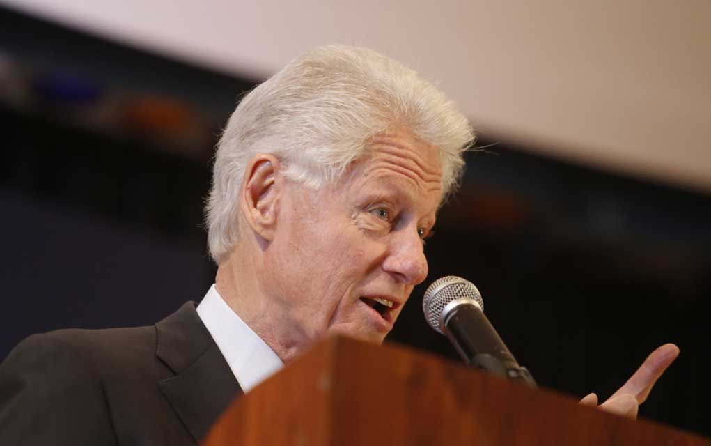 Clinton Foundation Launching Assault on Liberty?