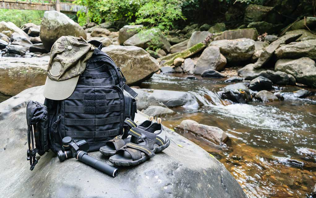 Top 3 Reasons To Consider Ditching Bug-Out-Bags
