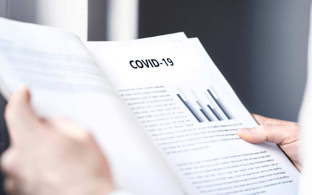 CDC Posts New COVID Death Rate Estimate