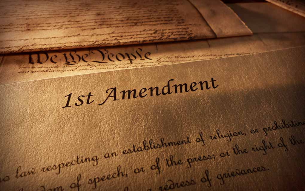 Has COVID Crushed the First Amendment?