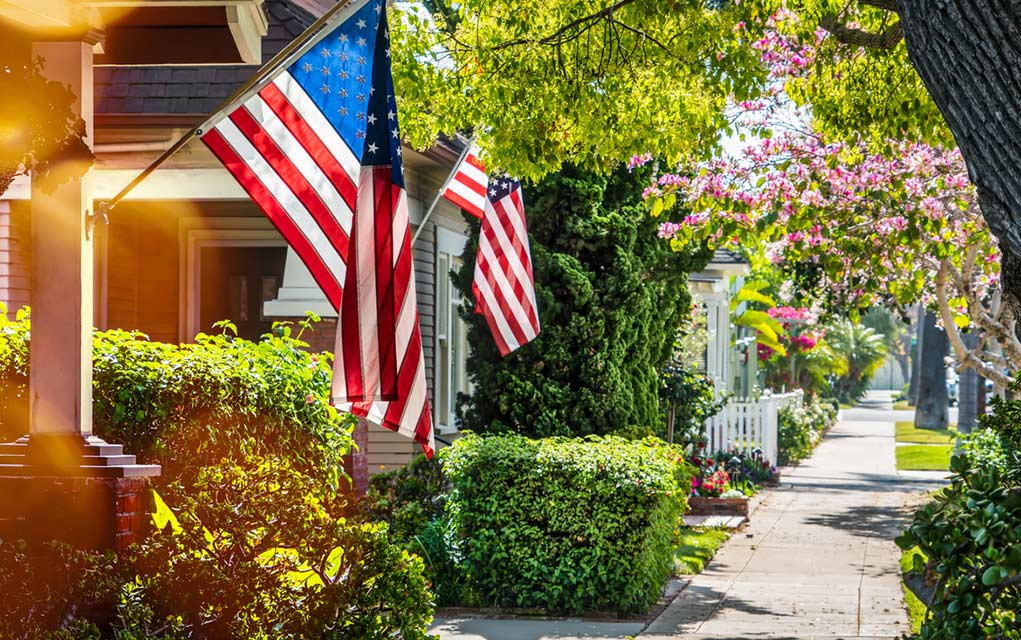 How to Properly Display Old Glory for Memorial Day