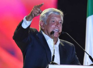 Mexico's President Tears Scab off Scandal