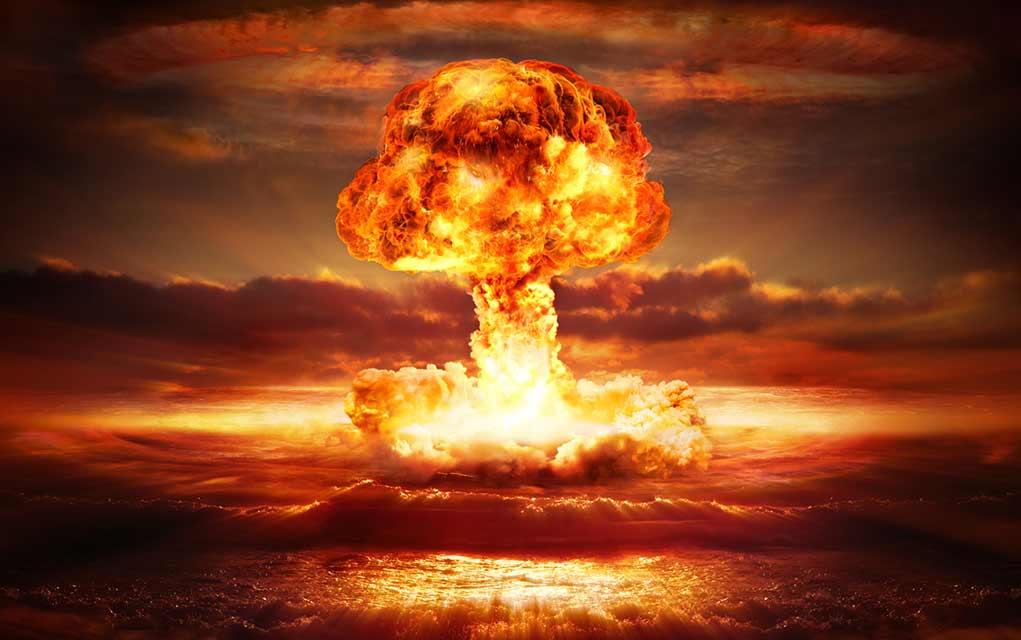 Nuclear Level Fear Mongering in MSM