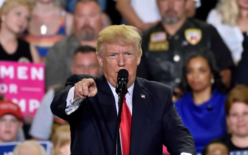Trump Threatens Social Media Giants