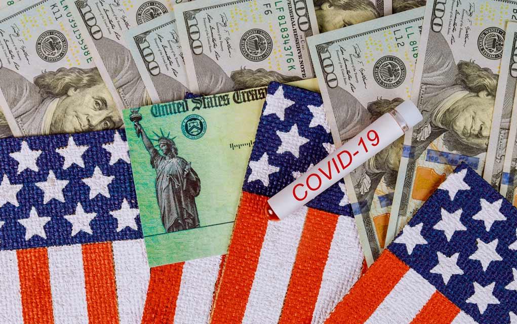 Republicans Push for Second Stimulus