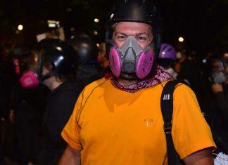 Portland Riots Move Beyond City...