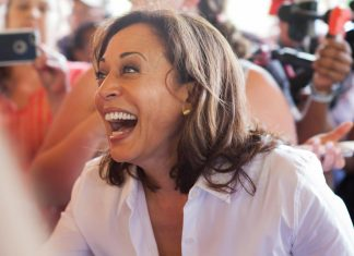 Kamala Harris Caught Rescuing Rioters?