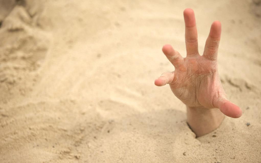 Surviving Quicksand