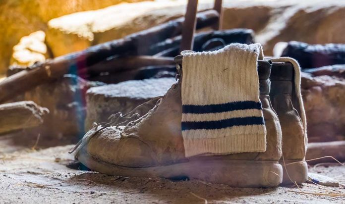 Think Outside the Shoe? Surprising Survival Uses for Socks
