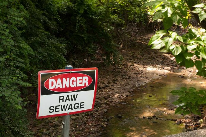 Catastrophe-Unfolds-as-Raw-Sewage-Floods-Local-Waters