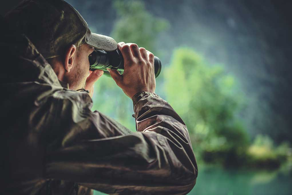 Why Your Bug Out Bag Needs Binoculars